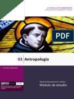 Módulo III - Antropología - v_Jun16