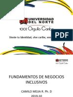 8. Fundamentos de Negocios Inclusivos