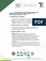 Anexo 1 - Investigación CENSA (Ecológica Huertas)