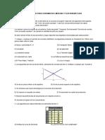 PRACTICA  ESTRUCTURA ECONOMICA DEL MERCADO EN LOS PROYECTOS 2020