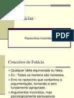 Falácias (1)