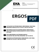 Manual ERGOS Coaxila