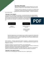 Ecología política (lectura resumen)