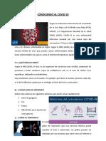 CONOCIENDO AL COVID (2)