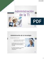 Admin is Trac Ion de La TI