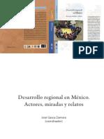Desarrollo Regional en México_Jose Gasca Zamora