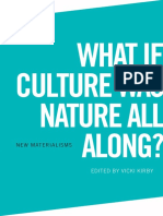 What if Culture Was Nature All Along_ - Vicki Kirby