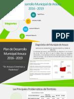 Plan de desarrollo MNPAL