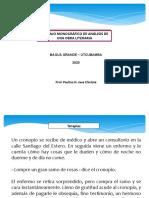 ANÁLISIS DE LA OBRA
