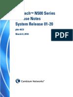 cnReach_01-20_Release Notes
