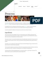 Process – Quality Liposomal C