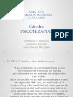 UCES – UTN - psicoterapias 1er clase