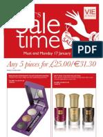 WINTER Sale Leaflet - 21 Dec