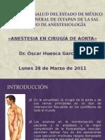 41-anestesiaencirugadeaorta-121002121836-phpapp01.pptx