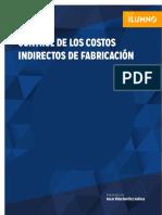 Control Costos Indirectos Fabricación
