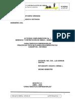 ACTIVIDAD No. 1 GERENCIA Y CONTRATACIÓN DE OBRAS