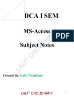 MS Access Hindi Notes PGDCA 1st Semester (1).pdf