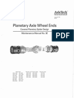 Planetary Axle Wheel