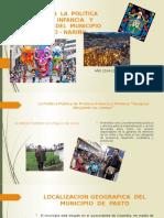 SEGUIMIENTO A  LA  POLITICA  PUBLICA  DE  INFANCIA   Y  grupo  RUTH
