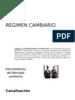 REGIMEN CAMBIARIO IMPO Y EXPO