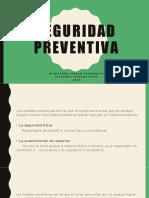 Clase 4 - Seguridad Preventiva