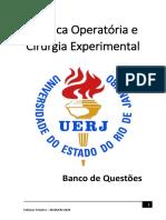 TO - Banco de Questões (Fabiano Teixeira - 2020)