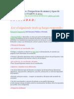 Discurso Público, buen doc. de síntesis