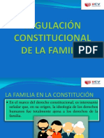 REGULACION CONST. DE LA FAMILIA
