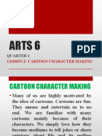 ARTS 6 LESSON 2