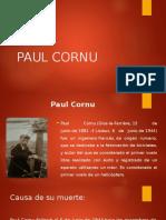 PAUL CORNU