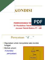 KONSEP PEMROGRAMAN 2-1