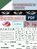 Intervención neuropsicológica en memoria verbal