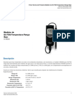 HI 99300 Conductivimetro Portatil