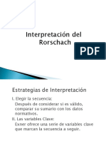 Interpretación rorschach.ppt