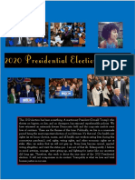 2020 Presidential Election Updates