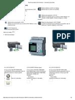 Relé Programable LOGO 8 Siemens - Controlador programable