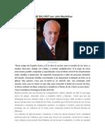 ESCRITO DE JOHN MACKARTUR