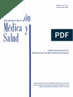 Educacion medica y salud (26), 1