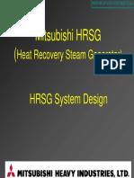 HRSG 03 HRSG System