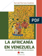 LIBRO LA-AFRICANIA-EN-VENEZUELA