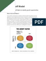 The Ansoff Model.pdf