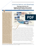 2009 FCRPS Progress Report - Section 1 - FINAL