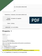 Evaluación final - Administración de Procesos II