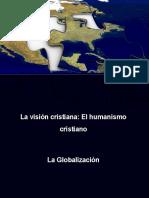 Humanización de la globalización