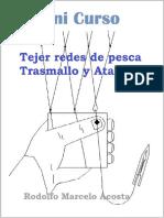 Mini Curso Tejer Redes de Pesca Trasmallo y Atarraya completo en pdf