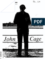Cage - Essays on John Cage