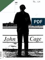 Cage - Essays on John Cage