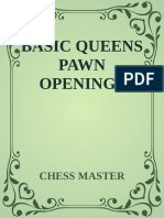 BASIC QUEENS PAWN OPENINGS - CHESS MASTER.epub