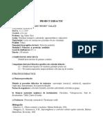 PROIECT LECTIE Reziduuri menajere, industriale,  agrozootehnice, radioactive