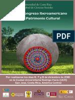 Memoria Virtual I Congreso Iberoamericano sobre Patrimonio Cultural